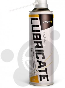 Bike 7  Lubricate Dry  500 ml aerosol