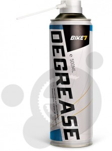 Bike 7 Degreasant 500 ml aerosol